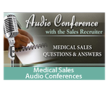 Medical Sales Audio Conference
