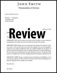 Cover letter to purchase home