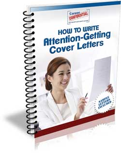 How to Write Attention Getting Cover Letters