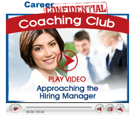 Approaching the Hiring Manager Video