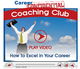 Video 9 – How to Excel in Your Career