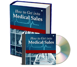 how to break into medical sales with no experience