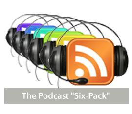 Podcast Sixpack