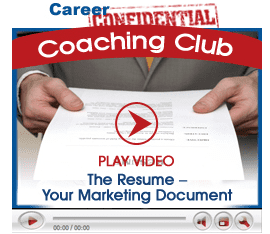 Video 2 – The Resume