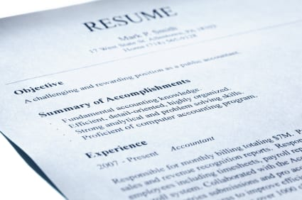 Resume Writing 101 References Not Required Career Confidential