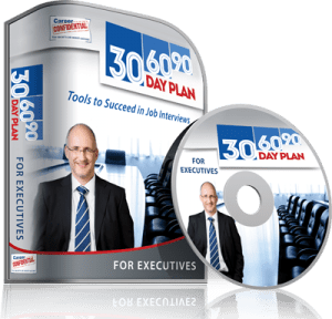 30 60 90 Day Plan for Executives