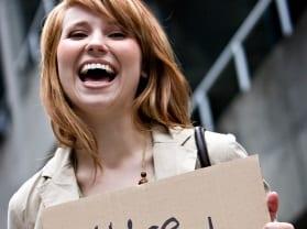 Fastest Way to Find a Job - Tip 25 -- Offbeat Ways