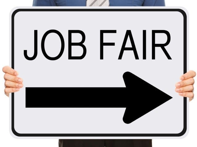 Fastest Way to Find a Job - Tip 7 -- Career Fairs
