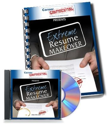 resume writing kit