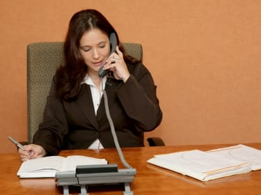 Phone Interview Tips - #24:  Phone Interview Etiquette