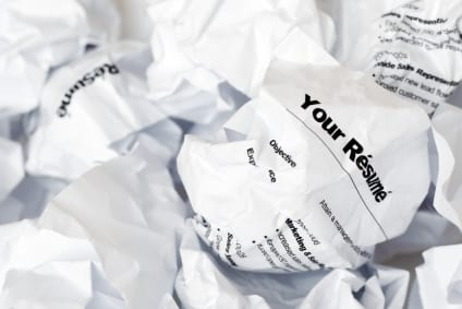 248 Out of 250 Resumes We Reviewed Last Week Had a HUGE Mistake On the Front Page - Does Yours?