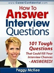 How to Answer Interview Questions Ebook - Cover