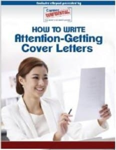 ereport Cover Letter
