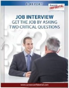 ereport Job Interview
