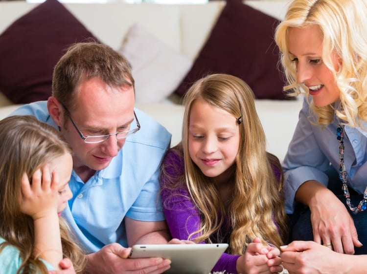 Talk to your family (and kids) about your job search