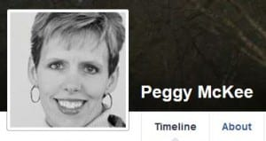 Peggy Facebook