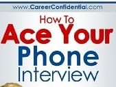How to Ace Your Phone Interview Amazon eBook