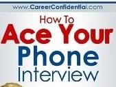 Amazon.com - Phone Interview Tips