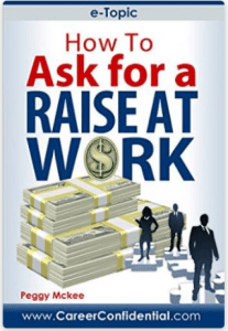How to Ask for a Raise eTopic