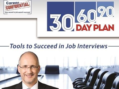 30 60 90 Day Plan For Executive Jobs