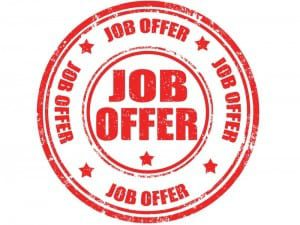 Job Offer President Role
