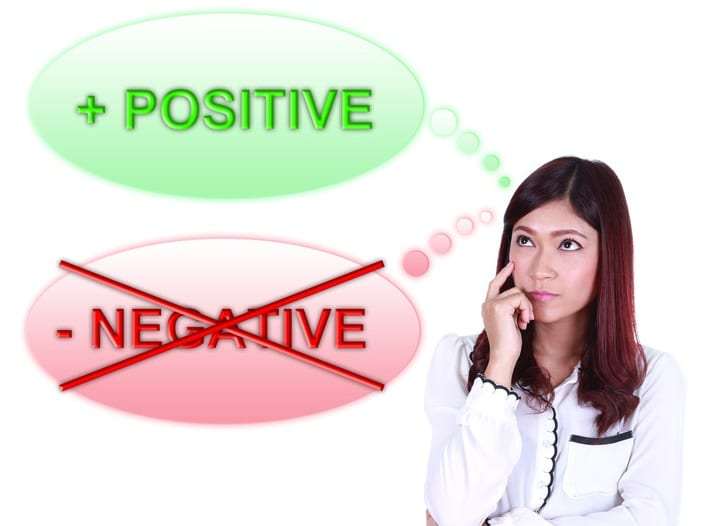 How to Stop Negative Thinking and Stay Positive in Your Job Search – Part 1