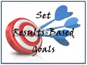 Results-Based Goals