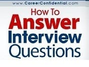 How to Answer Interview Questions Ebook - Cover - Copy