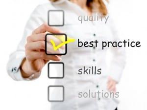 job hunt best practices