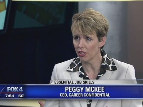 Essential Tech Skills for Your Job Search and Career - Peggy McKee on Fox News Dallas