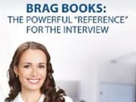 how to create a brag book for job interviews