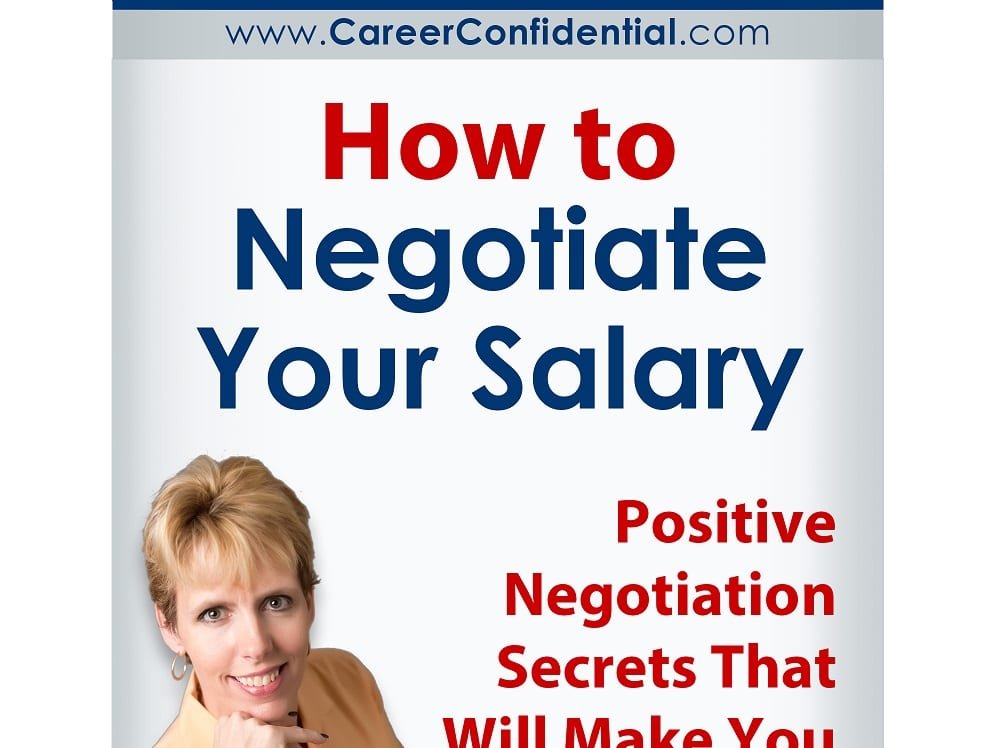 How to Negotiate Your Salary Amazon eReport