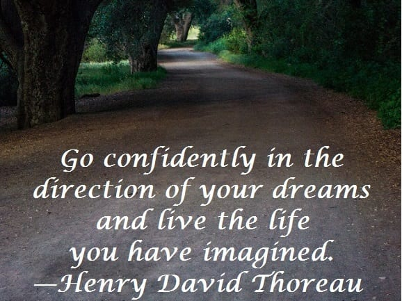 Monday Motivator Thoreau - Copy
