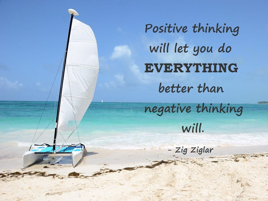 Job Search Positive Thinking