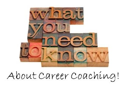 What you need to know about career coaching