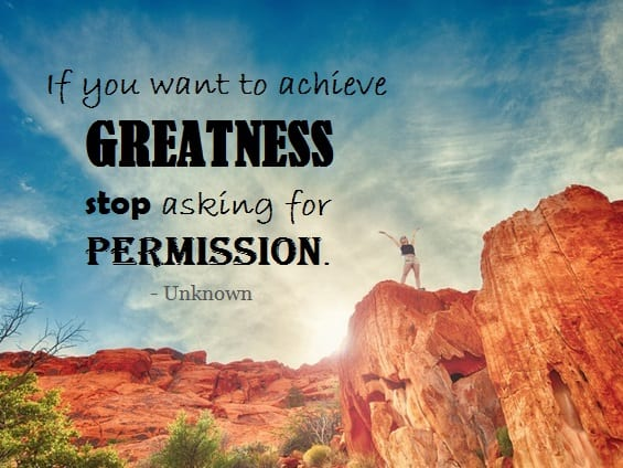 Monday Motivator for Your Job Search - Achieve Greatness