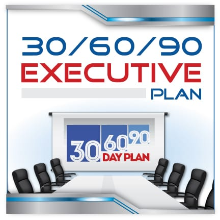 'The 30 60 90 day plan was the 'something special' that got me the job.'