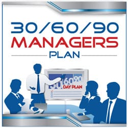 30-60-90-Day Plan for Managers