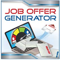 Job Offer Generator