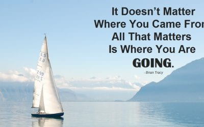 Monday Motivator for Your Job Search - Where Are You Going?