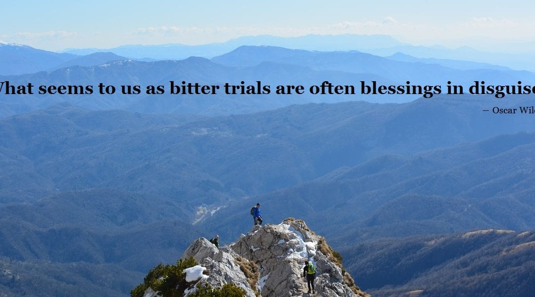 Monday Motivator for Your Job Search - Recognize Your Blessings