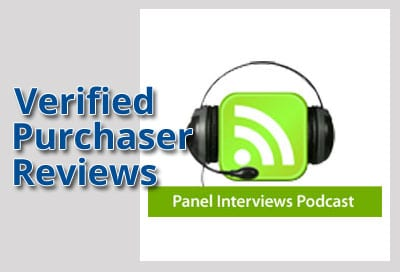 Verified Purchaser Reviews for Panel Interview Podcast