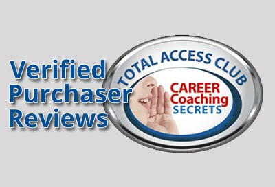 Verified Purchaser Reviews for Total Access Club