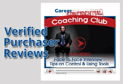 Verified Purchaser Reviews for Video 6 - Face to Face Interviews