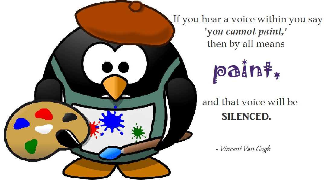 Job Search Motivator - Silence the Voice That Says You Can't