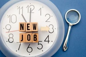 job search timeline