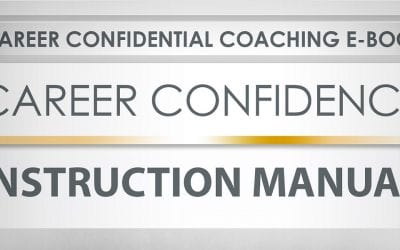 Career Confidence Instruction Manual Now Available