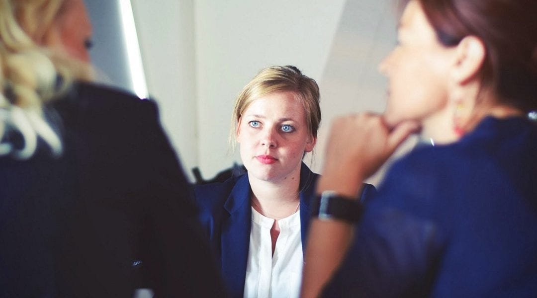 Don't Make This HUGE Job Interview Mistake
