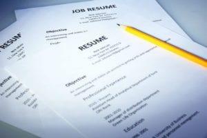 executive resume writing