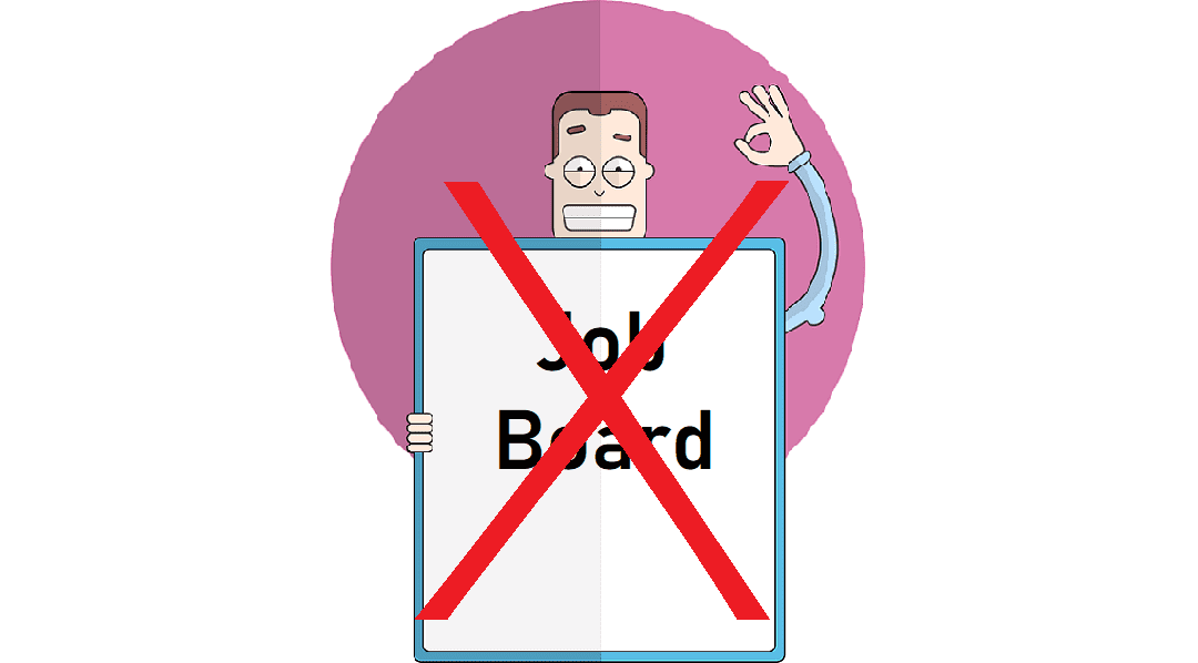 Reasons You May Want to Avoid Job Boards for Your Executive Job Search